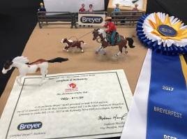 2017 Breyerfest Best Customs Contest Finalist