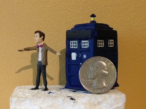 dr who scale
