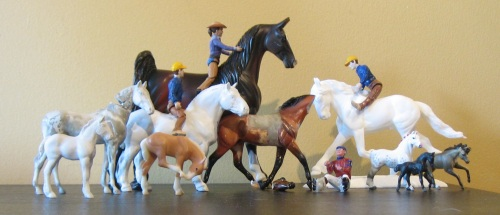 The Ponies of 2013