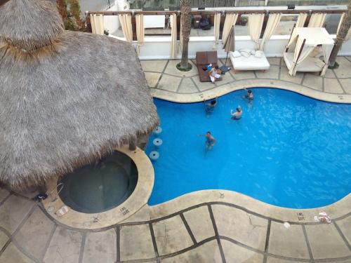Cabo San Lucas - pool