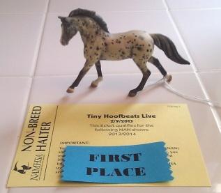 Tiny Hoofbeats Live 2013