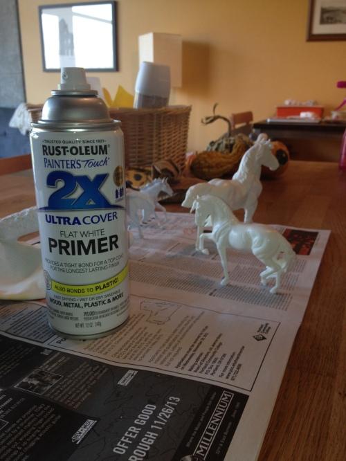 primer horses
