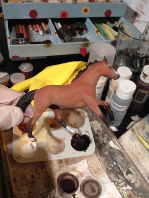 Adding pastels
