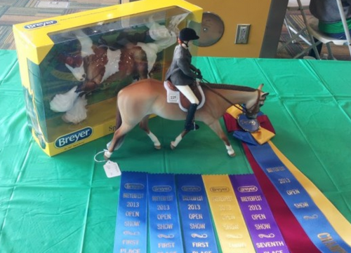 English Performance Champion at Breyerfest 2013