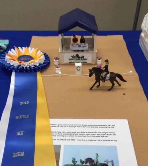 Breyerfest Best Customs Contest 2015