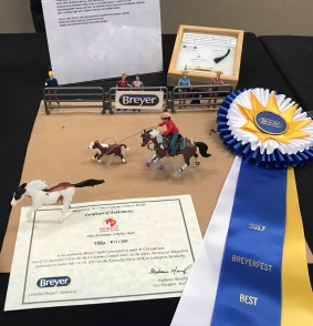Breyerfest Best Custom Contest 2017